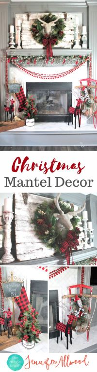 Best 25+ Christmas decor ideas on Pinterest | Xmas ...