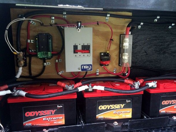 30 Amp Rv Plug Wiring Diagram Panel Box 22 Best Images About Rv Batteries And Solar On Pinterest