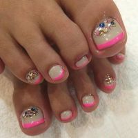 1000+ ideas about French Tip Toes on Pinterest | French ...