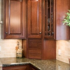 Kitchen Pantry Cabinet Freestanding Custom Wood Hoods Appliance Garage In The Corner, Need This   For Home ...