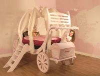 25+ best ideas about Carriage bed on Pinterest