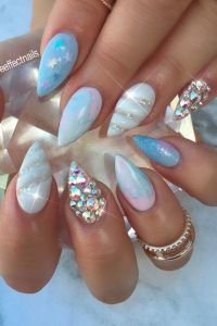 The 25+ best ideas about Unicorn Nails on Pinterest ...