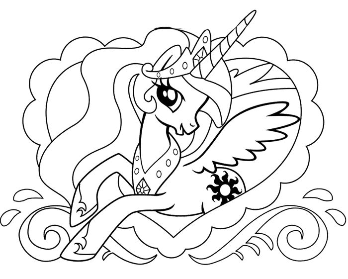 1000+ images about coloring pages: Animals on Pinterest