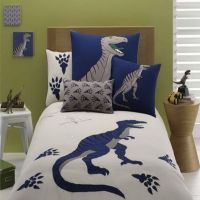 133 best images about Dinosaur Bedding on Pinterest