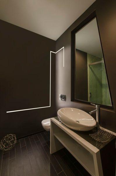 modern led bathroom lighting 25+ best ideas about Led Bathroom Lights on Pinterest