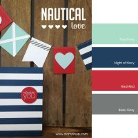 25+ Best Ideas about Nautical Color Palettes on Pinterest