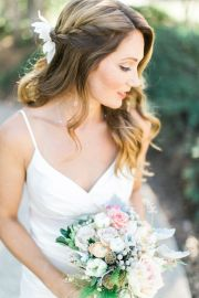 ideas bridal hair