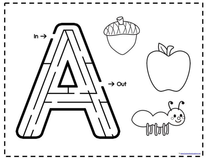 1000+ ideas about Preschool Alphabet on Pinterest