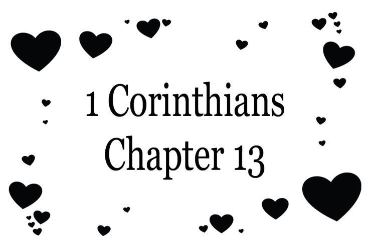 10+ images about 1 Corinthians 13 Lesson ideas on