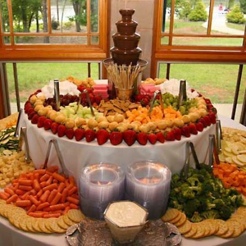 17 Best ideas about Cheap Wedding Food on Pinterest | Wedding food