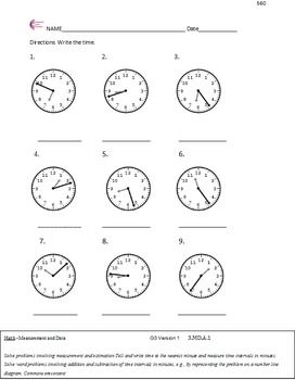 60 best images about 3rd Grade Common Core Worksheets on