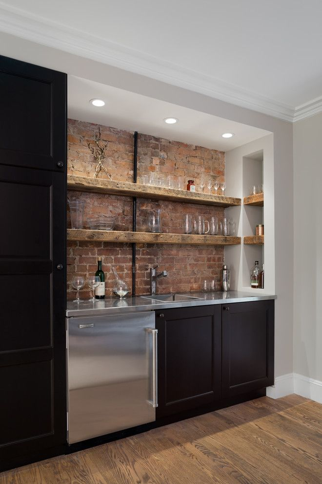 25 best ideas about Bar shelves on Pinterest  Shelves for kitchen Industrial dryers and Home
