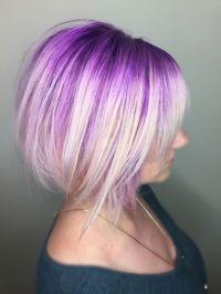 25+ best ideas about Purple bob on Pinterest | Pastel ...