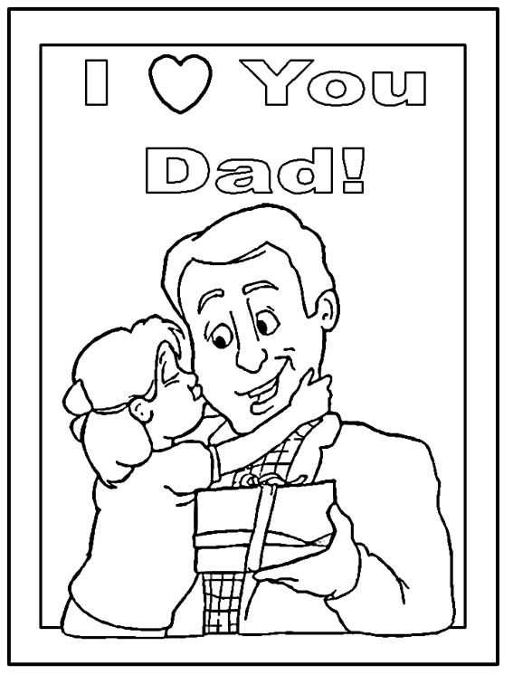 Top 25 ideas about Father's Day Coloring Sheets on