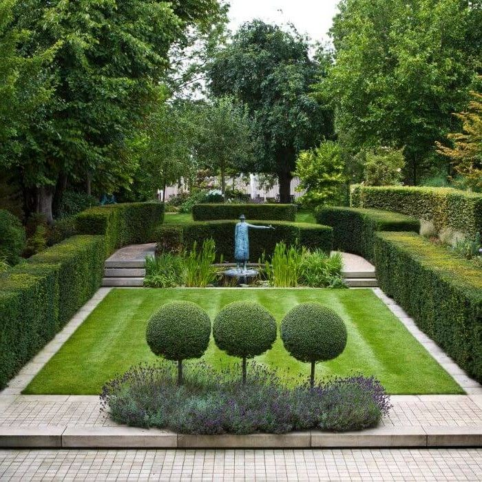 25 Best Ideas About Formal Garden Design On Pinterest Formal