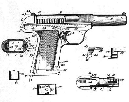 21 Best images about 1907 Savage .32 ACP on Pinterest