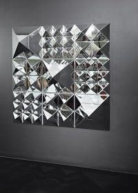 Verner Panton Mirror Sculptures by Verpan   Modern ...