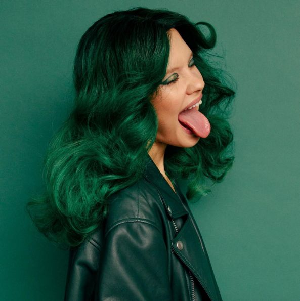 1000 ideas about Emerald Green Hair on Pinterest  Green