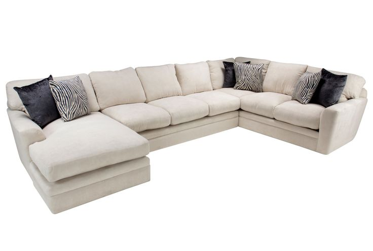 Love This Sectional Living Spaces Glamour 3 Piece
