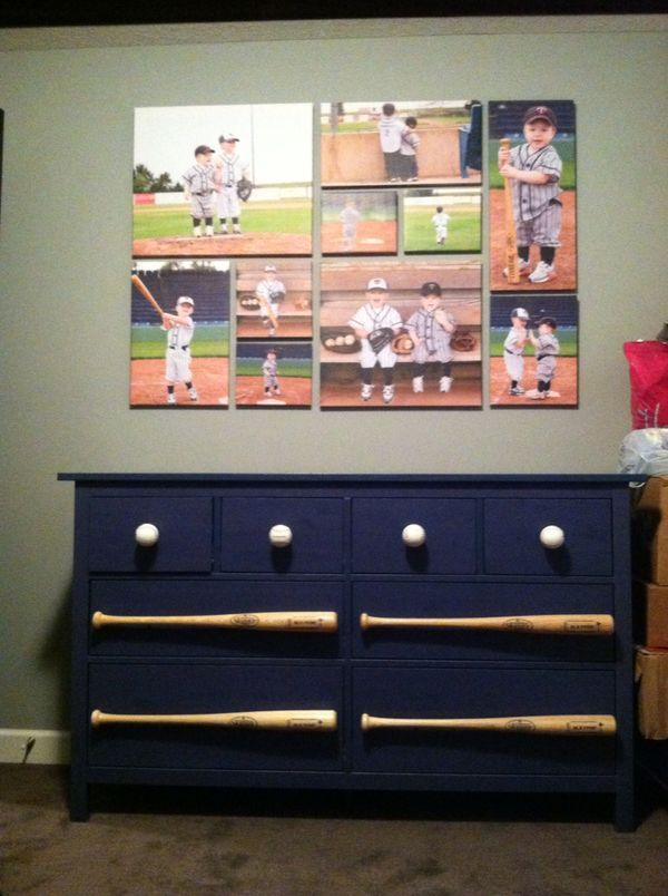 The Baseball Pic Collage Pics Of Him Throughout Years