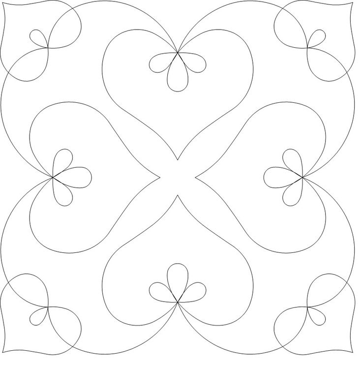 1000+ ideas about Hand Quilting Patterns on Pinterest