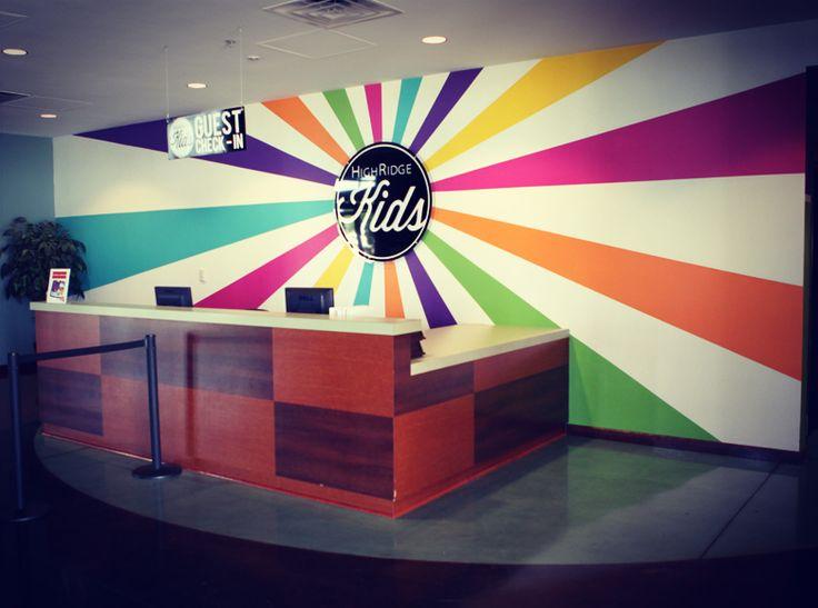 25+ Best Ideas About Kids Church Rooms On Pinterest