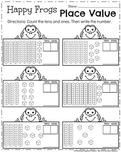 25+ best ideas about Place Value Worksheets on Pinterest