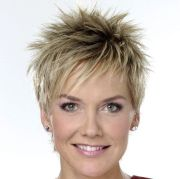 spiky short hair ideas
