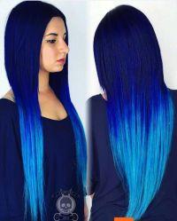 25+ Best Ideas about Blue Hair Dyes on Pinterest   Blue ...