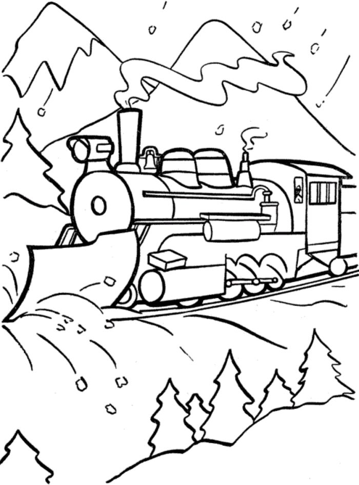 25+ best ideas about Printable Christmas Coloring Pages on