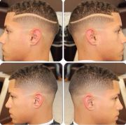 clean cut nice part with waves
