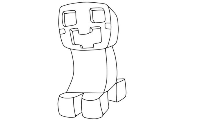 17 Best ideas about Minecraft Drawings on Pinterest