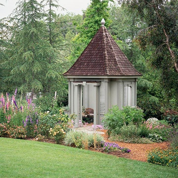 310 Best Images About GARDEN STRUCTURES FOLLy'S & SHEDS On
