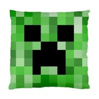 Creeper Throw Pillow $24.99 | Gift for Geeks | Pinterest ...