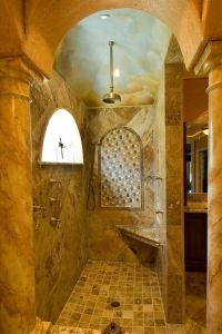 1000+ ideas about Tuscan Bathroom on Pinterest | Tuscan ...