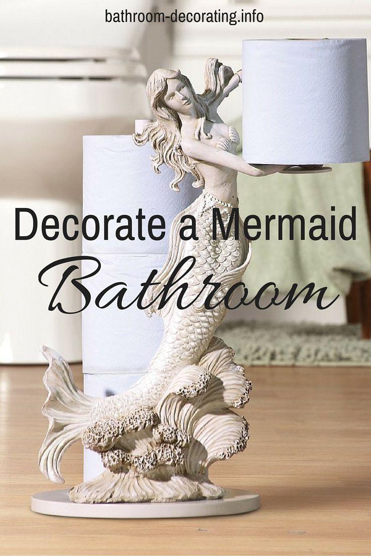17 Best ideas about Mermaid Bathroom Decor on Pinterest