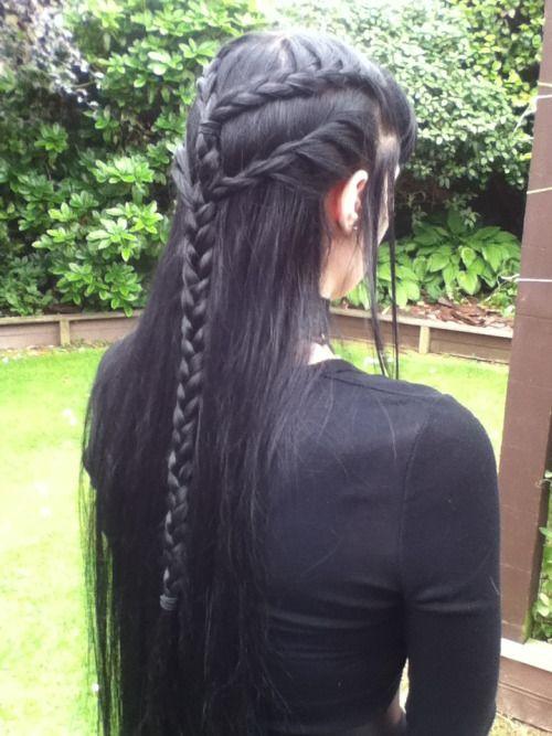 25 Best Ideas About Elf Hair On Pinterest Elvish Hair