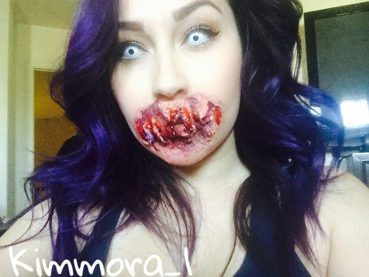 Halloween Makeup Kylie Jenner Lip Challenge Wrong
