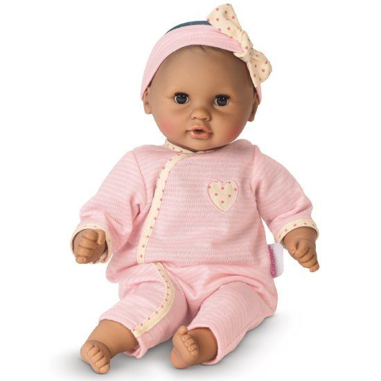 Calin Marie Biracial or Ethnic Baby Doll for Children