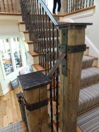 17 Best Railing Ideas on Pinterest   Stair railing ...