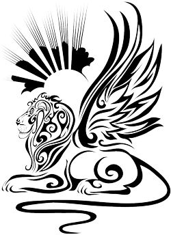 Best 25+ Tribal lion tattoo ideas on Pinterest