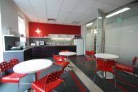 industrial office ideas | Office Kitchen Design ...