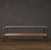 Love...coffee table from restoration hardware | Home ...