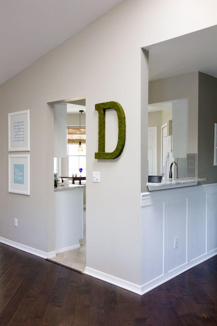 Jenna Sue Florida House Behr Silver Drop Paint Colors