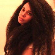 1ballerina. afro rapunzel