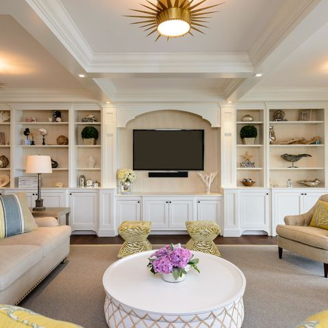 17 Best ideas about Built In Entertainment Center on