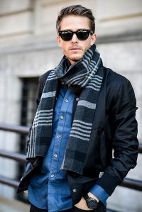 25+ best ideas about Men Scarf on Pinterest | Mens scarf ...