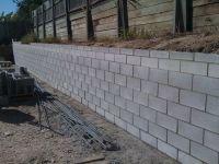 25+ best ideas about Cheap retaining wall on Pinterest