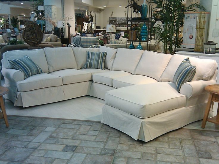 Slipcovers for Sectional Couches  Sectional Slipcovers