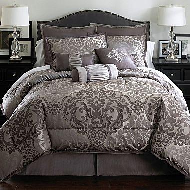 Richmond 7pc Comforter Set  jcpenney  Home Goodies